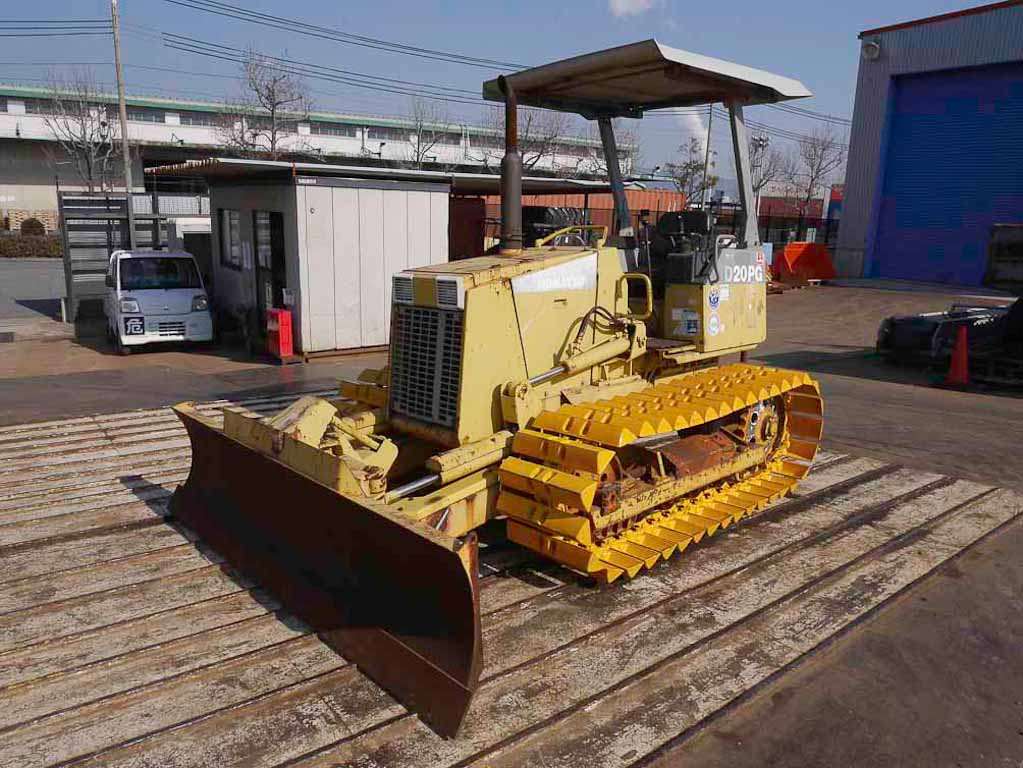 USED CONSTRUCTION MACHINERY